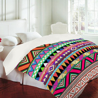 DENY designs Bianca Green Overdose Duvet Cover