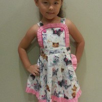 Kitten audrey dress - Awesome Kids