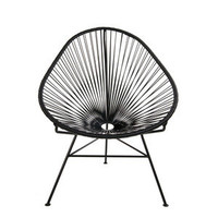 THE COMMON PROJECT - United States  Silla Acapulco (black frame/black cord)