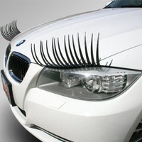 Carlashes Car Eyelashes Decorative Fashion Accessory