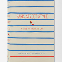 Paris Street Style By Isabelle Thomas &amp; Frederique Veysset