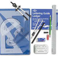 Alvin Drafting Kit - BLICK art materials
