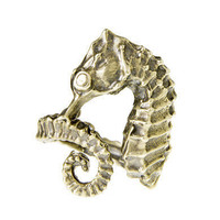Alkemie Jewelry &amp;#124; Seahorse Ring