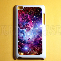 iPod Touch 4 Case, Fox fur nebula  Ipod 4G Touch Case, 4th Gen Ipod Touch Cases