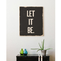 Let It Be | Fresh Words Market