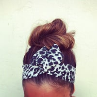 Dolly Bow Headband