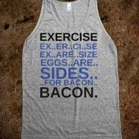 Exercise BACON - Jordan Designs