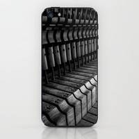 Silent Piano Keys iPhone & iPod Skin by John Dunbar | Society6