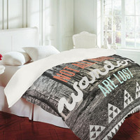 DENY Designs Home Accessories | Wesley Bird Wander Duvet Cover
