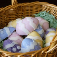 Easter Egg Goat Milk Soap- Goat Milk Soap- (Set Of 2) | Luulla