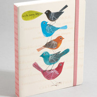 Feathered Friends Pocket Planner