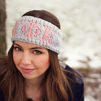 Gamma Phi Beta Sorority Knit Headband