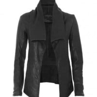 Datya Leather Jacket