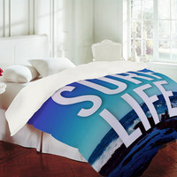 DENY Designs Home Accessories | Leah Flores Surf Life Duvet Cover