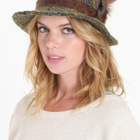 Forrester Wool Fedora - $35.50 : ThreadSence.com, Your Spot For Indie Clothing & Indie Urban Culture