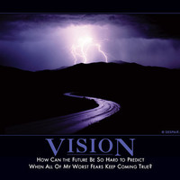 Vision Demotivator - The Original Demotivational Posters