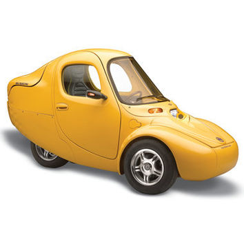 The Electric One Person Car - Hammacher Schlemmer