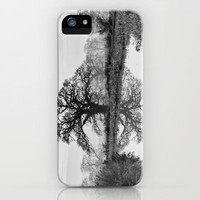 Reflection in the Bend iPhone Case by John Dunbar | Society6