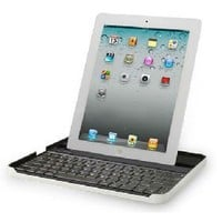 Aluminum light Bluetooth Keyboard Dock base For iPad 2 [4631] - US$40.99 - China Electronics Wholesale - FlyDolphin.com