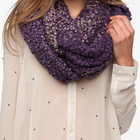Urban Outfitters - Staring at Stars Foil Boucle Eternity Scarf