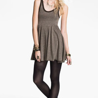 Free People 'Cruise Town' Metallic Tank Dress | Nordstrom