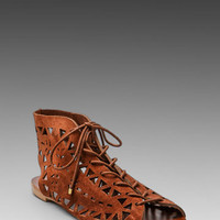 Twelfth Street By Cynthia Vincent Winima Sandal in Brown from REVOLVEclothing.com