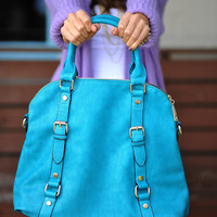 Believe Me When I Say Purse: Jade | Hope's