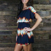 Melting Pot II Dress