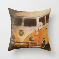San Francisco Throw Pillow by Irne Sneddon | Society6