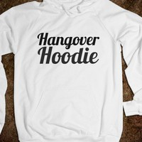 hangover hoodie - glamfoxx.com