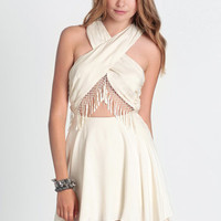 Chelsea Dress By For Love & Lemons - $202.00 : ThreadSence, Women's Indie & Bohemian Clothing, Dresses, & Accessories