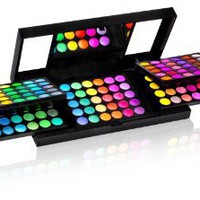 Amazon.com: SHANY 180 Color Eyeshadow Palette (180 Color Eyeshadow Palette, United Colors of SHANY, Neon Frenzy, Limited), 6.35 Ounce: Beauty