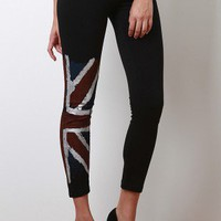 British Invasion Legging
