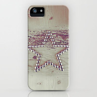 Studded Star iPhone Case by haleyivers | Society6