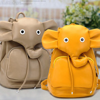 Cute Elephant Backpack&Bag