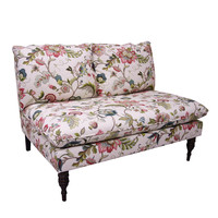 Skyline Furniture Settee Loveseat