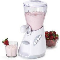 Amazon.com: Back to Basics SR1000 AutoServe Smoothie Maker: Kitchen & Dining