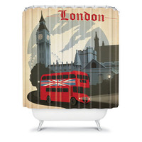 DENY Designs Home Accessories | Anderson Design Group London Shower Curtain