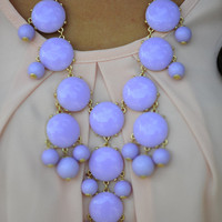 The Pale Purple Crew Necklace | Hope&#x27;s