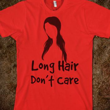 Long Hair Don't Care - Jess's Closet