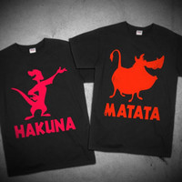 BFF Hakuna Matata