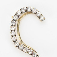 Urban Outfitters - Crystal River Cuff Earring