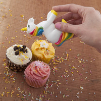 Unicorn Sprinkles Shaker - ORIGINAL CREATIVE GIFTS | Spinninghat.com