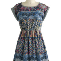 Meet a Prints Dress | Mod Retro Vintage Dresses | ModCloth.com