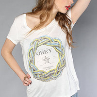 The Turks Knot Rayon Tee : Obey : Karmaloop.com - Global Concrete Culture