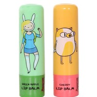 Adventure Time Fionna &amp; Cake Lip Balm 2 Pack - 146110