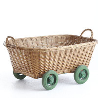 A Wheel-y Useful Basket