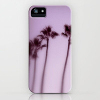 lilac twilight iPhone Case by Marianna Tankelevich