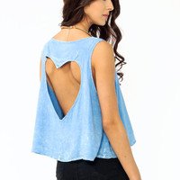 heart-cut-out-top BLUE - GoJane.com