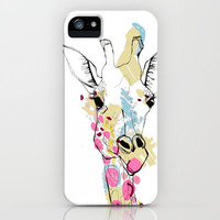 G-raff colour iPhone Case by Caseysplace | Society6
